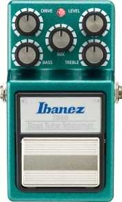 IBANEZ TS9B TUBE SCREAMER POUR BASSE