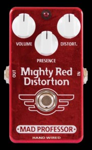 MAD PROFESSOR MIGHTY RED DISTORTION HW