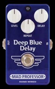 MAD PROFESSOR DEEP BLUE DELAY HW