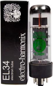 LAMPE ELECTRO-HARMONIX EL34 EH