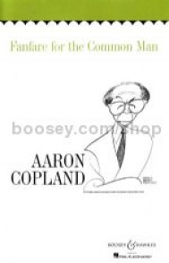 COPLAND A. FANFARE FOR THE COMMON MAN BRASS ENSEMBLE