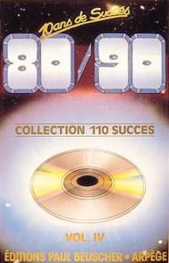 10 ANS DE SUCCES 1980-1990 ACCORDEON VOL 1