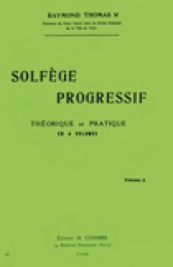 THOMAS R. SOLFEGE PROGRESSIF VOL 2