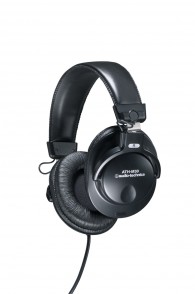 CASQUE AUDIO-TECHNICA ATH-M30X