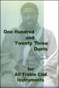 LATEEF Y. 123 DUETS FOR ALL TREBLE CLEF INSTRUMENTS