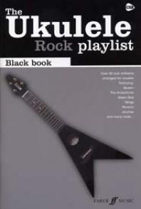 UKULELE PLAYLIST ROCK BLACK BOOK