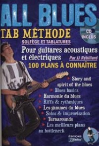 ALL BLUES TAB METHODE GUITARE