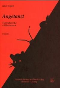 TOPEIT J. ANGETANZT CLARINETTES