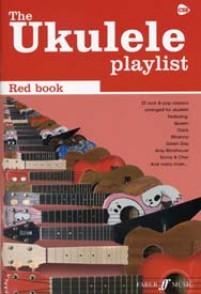 UKULELE THE PLAYLIST RED BOOK