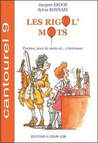 ERDOS J./BONNAFI S. LES RIGOL' MOTS CHOEUR PIANO