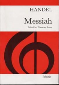 HAENDEL G.F. MESSIAH CHOEUR SATB