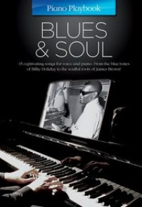 PIANO PLAYBOOK BLUES & SOUL PVG
