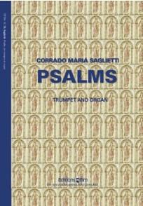 SAGLIETTI C.M. PSALMS TROMPETTE