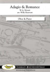 MOZART W.A. ADAGIO ET ROMANCE HAUTBOIS