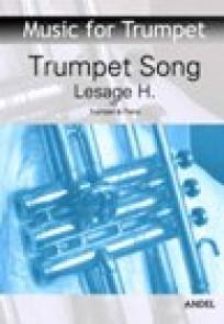 LESAGE H. TRUMPET SONG TROMPETTE