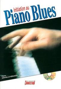 MINVIELLE-SEBASTIA P. INITIATION AU PIANO BLUES
