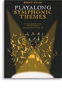 PLAYALONG SYMPHONIC THEMES VIOLONCELLE