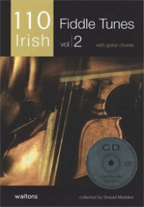 110 IRISH FIDDLE TUNES VOL 2 VIOLON (OU FLUTE)