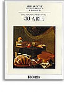 30 ARIE ANTICHE VOL 2 CHANT PIANO