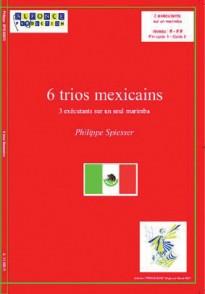 SPIESSER P. TRIOS MEXICAINS MARIMBA