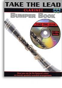 TAKE THE LEAD BUMPER BOOK CLARINETTE