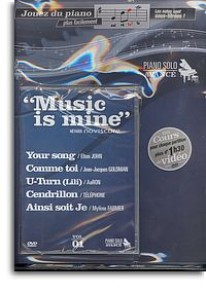 MUSIC IS MINE JOUEZ DU PIANO : METHODE DE PIANO AVANCE