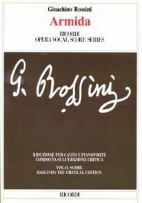ROSSINI G. ARMIDA CHANT PIANO