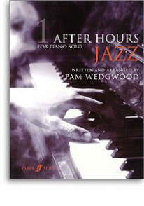 WEDGWOOD P. AFTER HOURS JAZZ VOL 1 PIANO