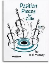 MOONEY R. POSITION PIECES BOOK 2 FOR CELLO