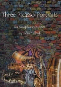 BULLARD A. THREE PICASSO PORTRAITS SAXOS