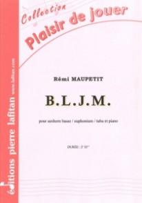 MAUPETIT R. B.L.J.M. TUBA BASSE