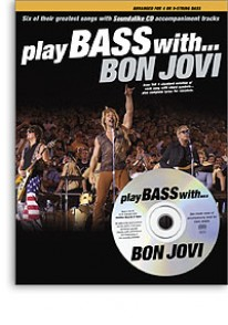 BON JOVI PLAY BASS