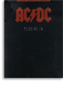 AC/DC PLUG ME IN GUITARE