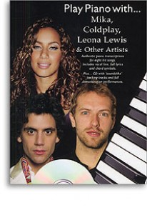 PLAY PIANO WITH MIKA, COLDPLAY, L. LEWIS & OTHER ARTISTS