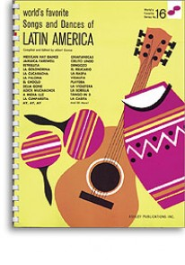 LATIN AMERICA SONGS AND DANCES CHANT