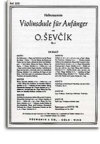SEVCIK OPUS 6 PART 3 VIOLON