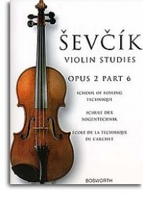 SEVCIK OPUS 2 PART 6 VIOLON