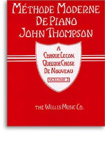 THOMPSON J. METHODE MODERNE VOL 2 PIANO