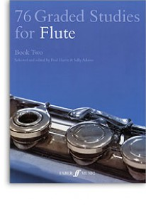HARRIS P./ADAMS S. 76 GRADED STUDIES VOL 2 FLUTE