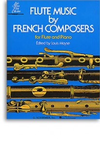 FLUTE MUSIC BY FRENCH COMPOSERS FLUTE