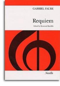 FAURE G. REQUIEM CHOEUR PIANO