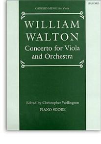 WALTON W. CONCERTO ALTO