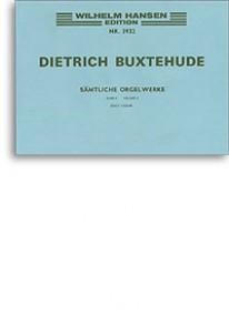 BUXTEHUDE D. OEUVRES VOL 2 ORGUE