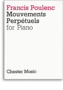 POULENC F. MOUVEMENTS PERPETUELS PIANO