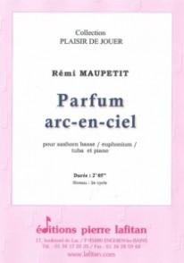 MAUPETIT R. PARFUM ARC-EN-CIEL TUBA