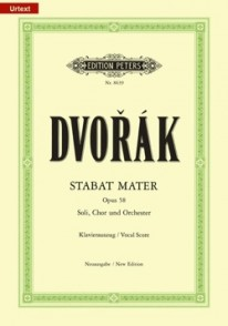 DVORAK A. TE DEUM OP 103 CHANT