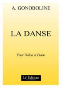 GONOBOLINE A. LA DANSE VIOLON