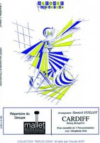 BEAUPERIN Y. CARDIFF 3 PERCUSSIONS