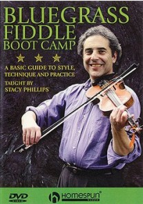 DVD BLUEGRASS FIDDLE BOOT CAMP VIOLON