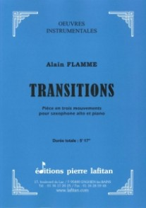 FLAMME A. TRANSITIONS SAXO ALTO